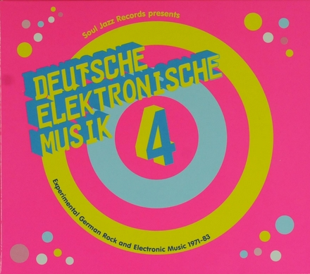 Deutsche elektronische Musik : experimental German rock and electronic music 1971-83. Vol. 4