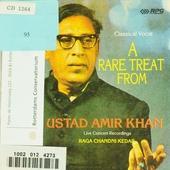 A rare treat from Ustad Amir Khan