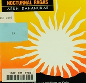 Nocturnal ragas : Hindustani classical renditions on violin