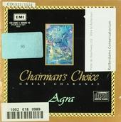 Chairman's choice : Great gharanas - Agra