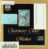 Chairman's choice : Great gharanas - Maihar