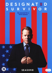 Designated survivor. Seizoen 3