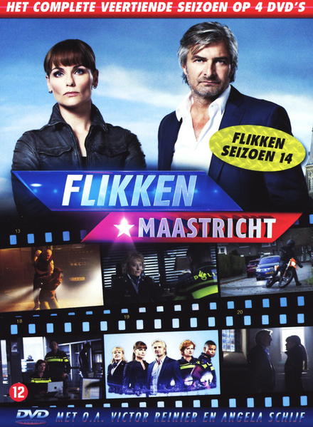 Flikken Maastricht. Seizoen 14