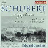 Symphonies nos 2 and 6. vol.2