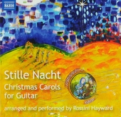 Stille Nacht : Christmas carols for guitar