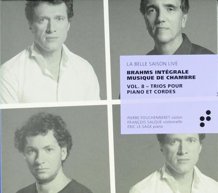Trios pour piano et cordes. vol.8