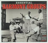 Essential harmony groups