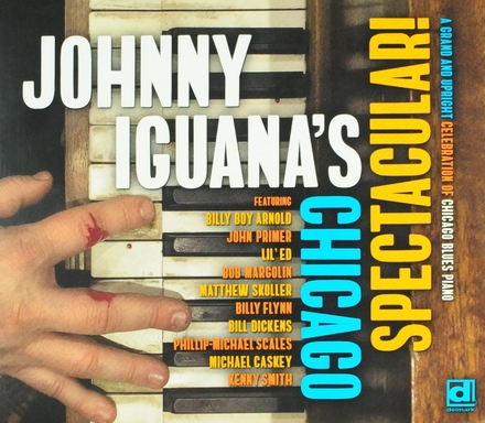 Johnny Iguana's Chicago spectacular!