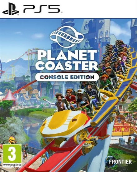Planet coaster : console edition