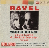 Music for four hands
