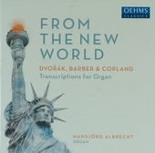 From the new world : Transcriptions for organ