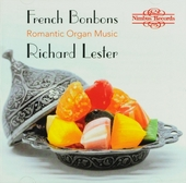 French bonbons : romantic organ music