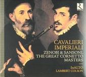 Cavalieri imperiali : Zenobi & Sansoni, the great cornetto masters