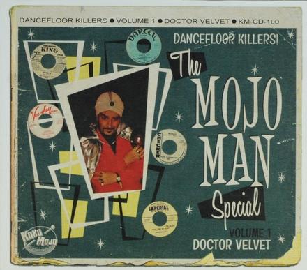 The Mojo Man special : doctor Velvet. vol.1