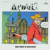 Metrobolist : nine songs by David Bowie : aka The man who sold the world 2020 mix