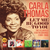 Let me be good to you : The Atlantic & Stax recordings 1960-1968