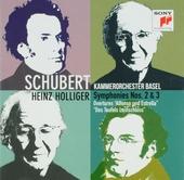 Symphonies nos.2 & 3