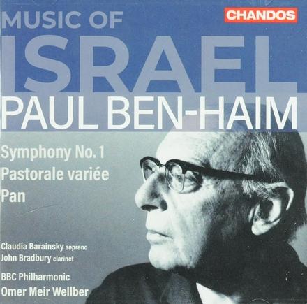 Music of Israel : Paul Ben-Haim