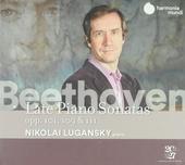 Late piano sonatas opp.101, 109 & 111