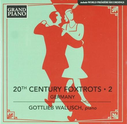 20th century foxtrots : Germany. vol.2