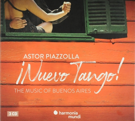 Nuevo tango! : the music of Buenos Aires