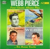 Four classic albums plus ten bonus tracks