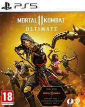 Mortal kombat 11 : ultimate