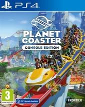 Planet coaster : console edition