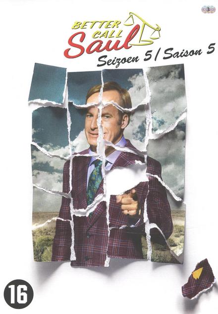 Better call Saul. Seizoen 5