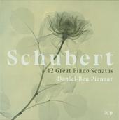 12 great piano sonatas