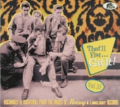 That'll flat... git it! : Rockabilly & rock'n'roll from the vaults of Mercury and Limelight Records. vol.35