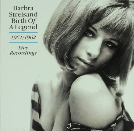 Birth of a legend 1961-1962 : Live recordings
