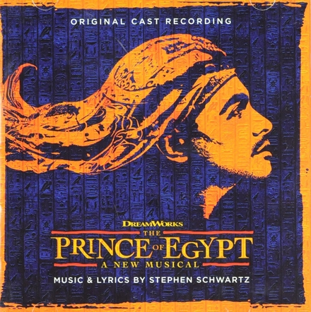 The prince of Egypt : Original cast recording