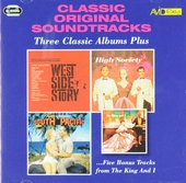 West side story ; High society ; South pacific