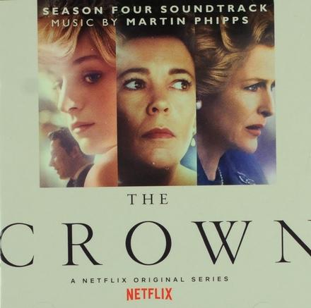 The crown : season four soundtrack