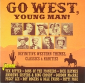 Go west, young man : definitive Western themes, classics & rarities