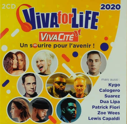 Viva for life : viva cité 2020