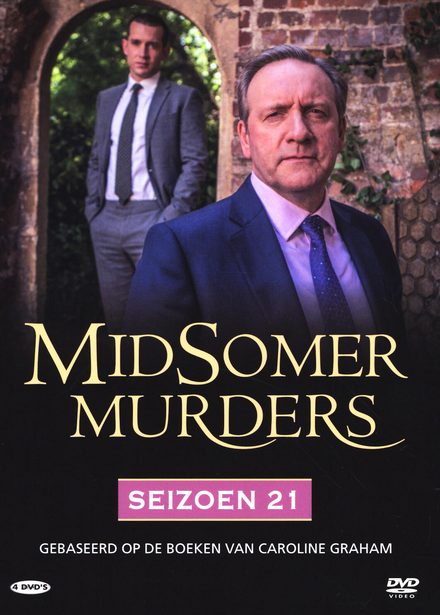 Midsomer murders. Seizoen 21