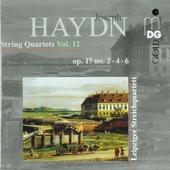 String quartets. Vol. 12
