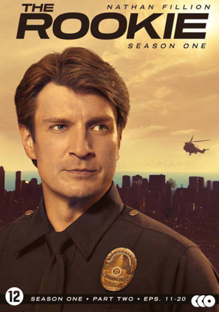 The rookie. Season one, Part two