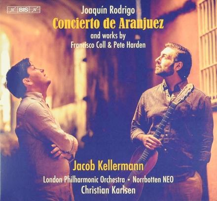 Concierto de Aranjuez : and works by Francisco Coll & Pete Harden