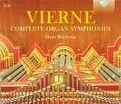 Complete organ symphonies