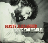 Love you madly : live at Bubba's