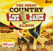 The great country line dance album. vol.1