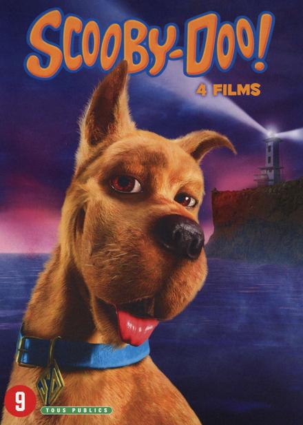 Scooby-Doo! : 4 films