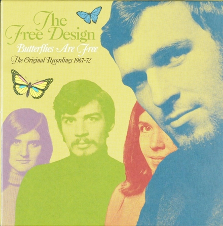 Butterflies are free : The original recordings 1967-1972