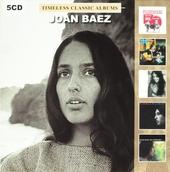 Timeless classic albums : Folksingers 'round Harvard square ; Joan Baez ; Joan Baez vol. 2 ; Joan Baez in concert ;...