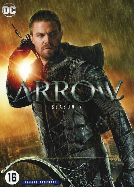 Arrow. Seizoen 7