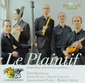 Le plaintif : Doleful music of the French Grand Siècle