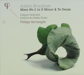 Mass no. 2 in e minor & Te Deum